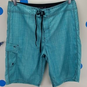 O'Neill Teal Swim Shorts